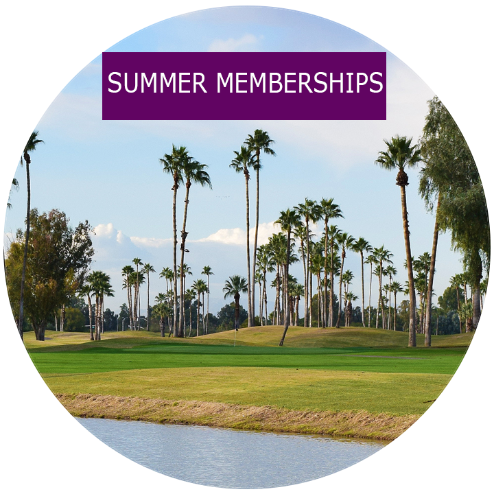 Summer Memberships